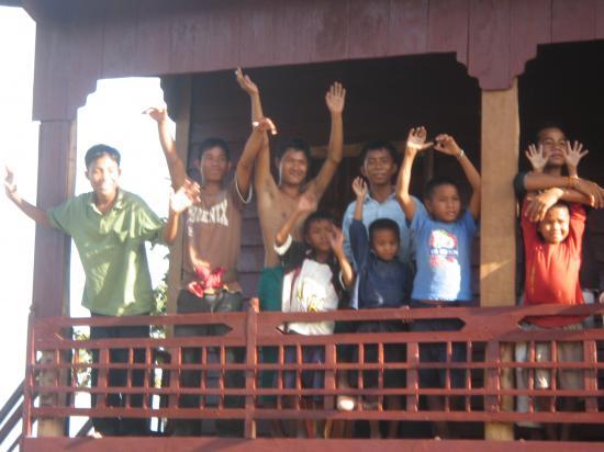 La vie à Siem-Reap